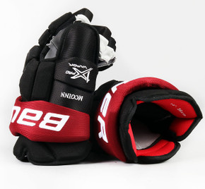 "14"" Bauer Vapor 1X  Pro Gloves - Tye McGinn Arizona Coyotes"