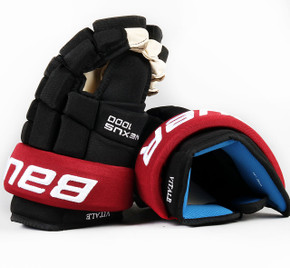 "14"" Bauer Nexus 1000 Gloves - Joe Vitale Arizona Coyotes"