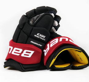 """15"""" Bauer Total One MX3 Gloves - Connor Murphy Arizona Coyotes"""
