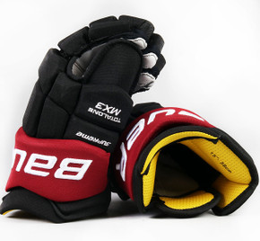 """15"""" Bauer Total One MX3 Gloves - Connor Murphy Arizona Coyotes #2"""