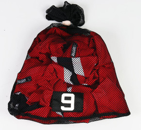 New Jersey Devils Black Laundry Bag - Various Numbers #2
