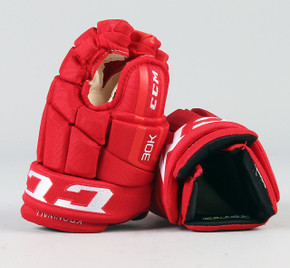 "13"" CCM HG30K Gloves - Niklas Kronwall Detroit Red Wings"