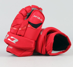 "13"" CCM HG12XP Gloves - Mike Green Detroit Red Wings"