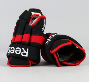 "14"" CCM 852T Gloves - Team Stock Chicago Blackhawks"