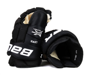 """14"""" Bauer Vapor 1X Pro Gloves - Trevor Lewis Los Angeles Kings #2"""