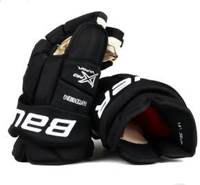 "14"" Bauer Vapor 1X Pro Gloves - Oscar Fatenberg Los Angeles Kings"