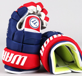 "13"" Warrior Alpha QX Gloves - Team Stock Montreal Canadiens #2"