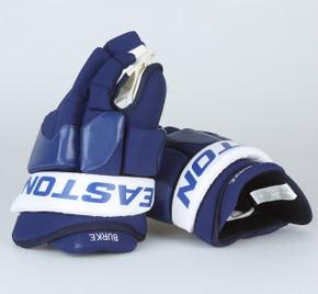 "14"" Easton 4 Roll Pro Gloves - Brian Burke Toronto Maple Leafs"