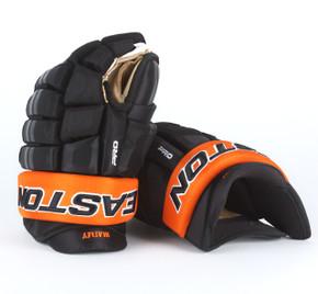 """14"""" Easton 4 Roll Pro Gloves - Dany Heatley Anaheim Ducks"""