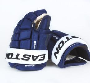 """14"""" Easton 4 Roll Pro STD Gloves - Brenden Morrow Tampa Bay Lightning #1"""