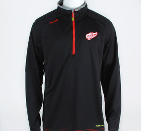 Detroit Red Wings Center Ice PlayDry Quarter-Zip Jacket