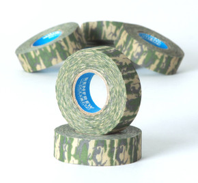 Camouflage Cloth Tape - Straight Edge (24MM X 17M)
