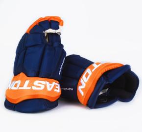 "13"" Easton Stealth STH Gloves - Team Stock Edmonton Oilers"