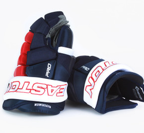 "14"" Easton 4 Roll Pro Gloves - Team Stock Peoria Rivermen"