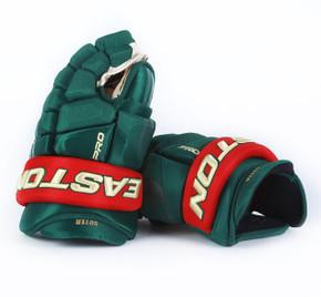 """14"""" Easton 4 Roll Pro STD Gloves - Ryan Suter Minnesota Wild"""