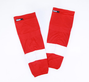 Game Sock - Detroit Red Wings - Red Reebok Size XL