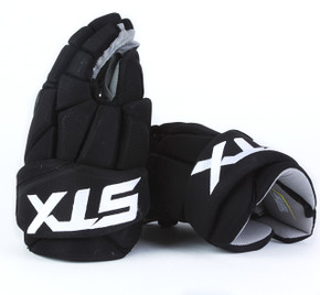 "14"" STX Stallion Gloves - Team Stock Calgary Flames"