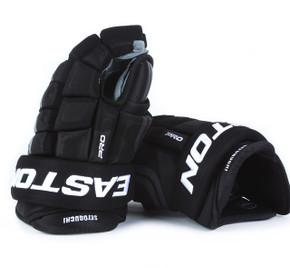 "14"" Easton 4 Roll Pro NRW Gloves - Devin Setoguchi Calgary Flames"