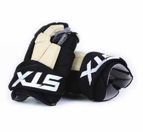 "14"" STX Stallion 500 Gloves - Team Stock Pittsburgh Penguins #2"