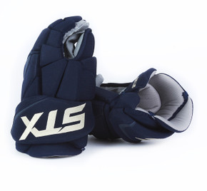 "15"" STX Stallion 500 Gloves - Team Stock Columbus Blue Jackets"