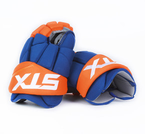 "14"" STX Stallion 500 Gloves - Team Stock Edmonton Oilers"