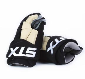 """15"""" STX Stallion 500 Gloves - Team Stock Pittsburgh Penguins #3"""
