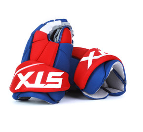 "14"" STX Stallion 500 Gloves - Team Stock Montreal Canadiens"
