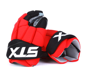 "14"" STX Stallion 500 Gloves - Team Stock New Jersey Devils #2"