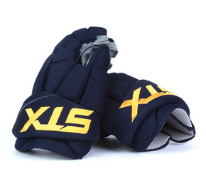 "15"" STX Stallion 500 Gloves - Team Stock St. Louis Blues"