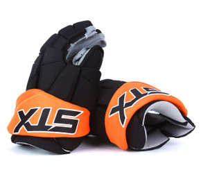 "14"" STX Stallion 500 Gloves - Team Stock Anaheim Ducks"