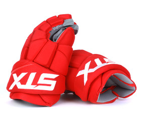 "14"" STX Stallion 500 Gloves - Team Stock Carolina Hurricanes"