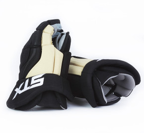 "15"" STX Surgeon 500 Gloves - Team Stock Pittsburgh Penguins #2"