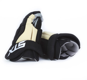 "14"" STX Surgeon 500 Gloves - Team Stock Pittsburgh Penguins #2"