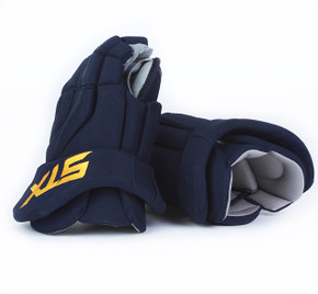 "15"" STX Surgeon 500 Gloves - Team Stock St. Louis Blues"
