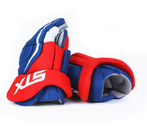 "14"" STX Surgeon 500 Gloves - Team Stock Montreal Canadiens"