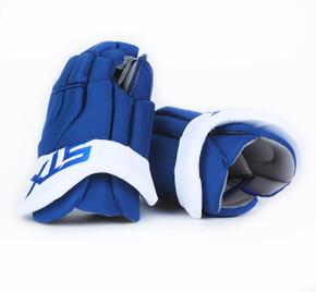 "14"" STX Surgeon 500 Gloves - Team Stock Toronto Maple Leafs"