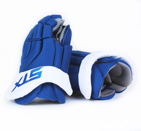 "15"" STX Surgeon 500 Gloves - Team Stock Toronto Maple Leafs"