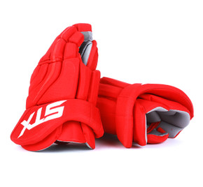"14"" STX Surgeon 500 Gloves - Team Stock Detroit Red Wings"