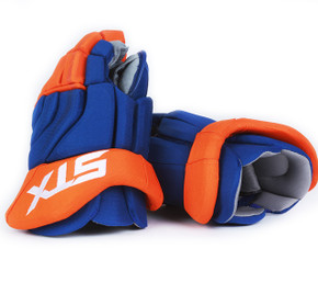"14"" STX Surgeon 500 Gloves - Team Stock Edmonton Oilers"