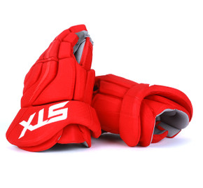 "14"" STX Surgeon 500 Gloves - Team Stock Carolina Hurricanes"