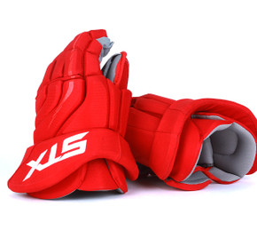 "15"" STX Surgeon 500 Gloves - Team Stock Carolina Hurricanes"
