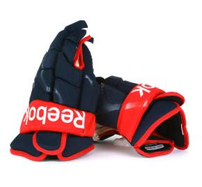 "14"" Reebok HG10KN Gloves - Team Stock Columbus Blue Jackets #2"