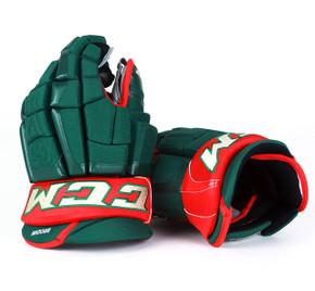 "14"" CCM HGCLP Gloves - Jonah Brodin Minnesota Wild"
