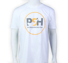 Pro Stock Hockey White T-Shirt
