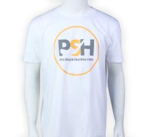 ProStockHockey White T-Shirt