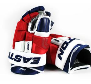 "14"" Easton 4 Roll Pro NRW Gloves - Kevin Klein New York Rangers #2"