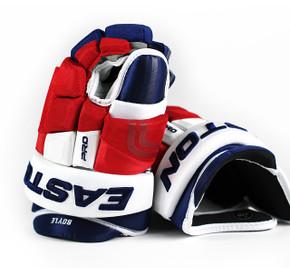 "14"" Easton 4 Roll Pro STD Gloves - Dan Boyle New York Rangers"