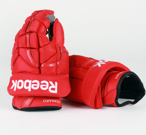 "14"" Reebok HG11KP Gloves - Landon Ferraro Detroit Red Wings"