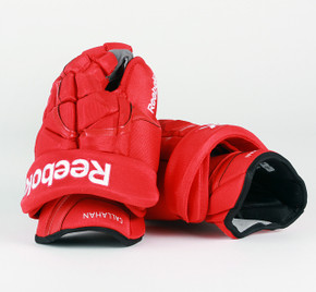 "14"" Reebok HG11KP Gloves - Mitch Callahan Detroit Red Wings"