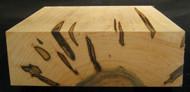 """Ambrosia Maple - 12"""" x 12"""" x 4"""""""